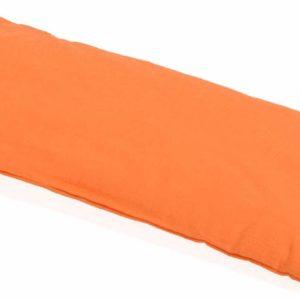 Възглавничка за очи оранжева