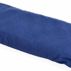 Възглавничка за очи синя