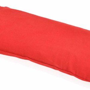 Възглавничка за очи червена