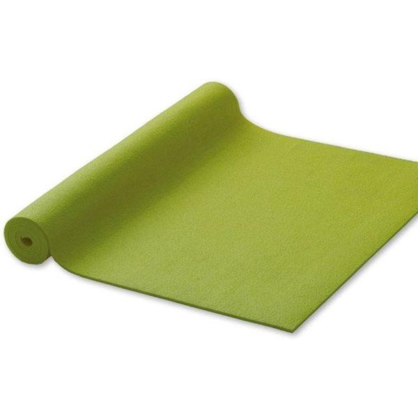 професионална Постелка за йога зелена